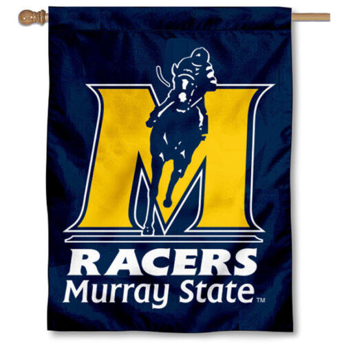 Murray State Racers Two Sided House Flag