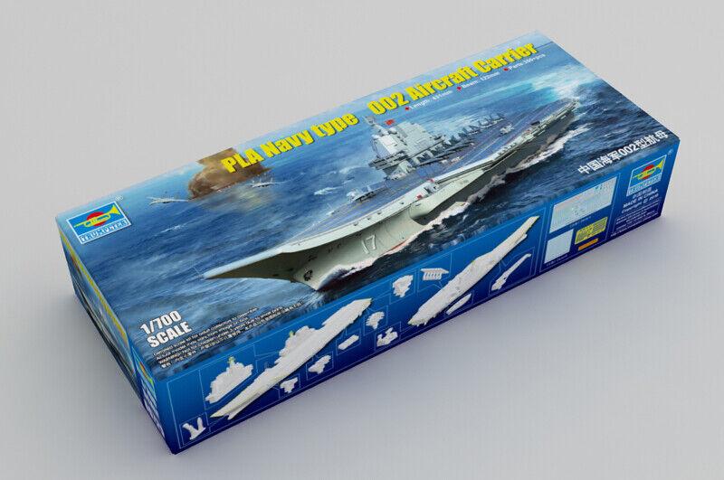 Trumpeter 1 700 Pla Navy Tipo 002 Portaerei  06725