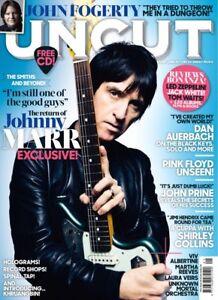Uncut Magazine Johnny Marr John Foge May 2018 New Magazine Cd