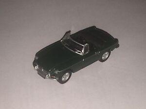 1-76-Oxford-Diecast-OO-Gauge-MGB-Roadster-British-Racing-Green-Excellent-Conditi