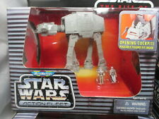 Star Wars Action Fleet Series Imperial At-at Walker Completo C 2 Mini Figuras