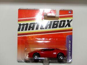MATCHBOX-SUPERFAST-2009-N-8-LOTUS-EVORA-08-Red-Nuovo-di-zecca-con-scatola
