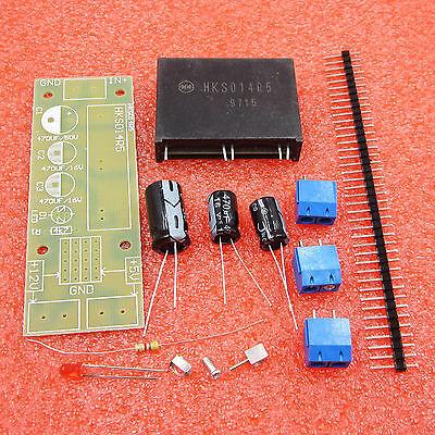 DIY KITS HKS014R5 KIS3R33 Step Down Power Module  US92 18V-48V To 12V 5V 1.5A