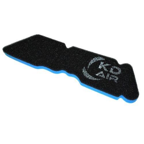 KD Air Sport filtro aire adecuado para Gilera Runner sp 50 dd