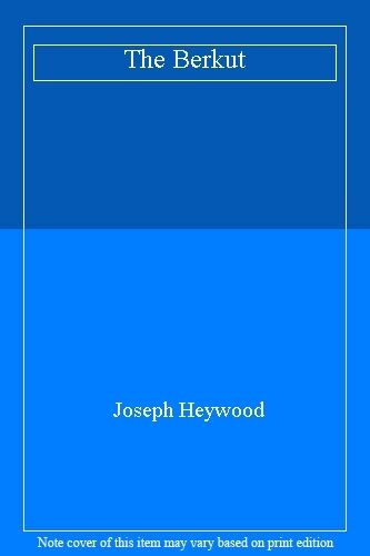 The Berkut,Joseph Heywood- 9780140102710
