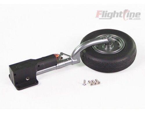 Flightline Flightline Flightline RC 2.0M B-24 Electric Retract Main Landing Gear Set - Left 5a25ef