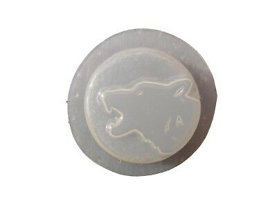 DECORATIVE SMALL CROWN SOAP MOLD 4713 Moldcreations QTY 2
