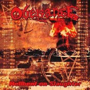 OBEISANCE-Hellbent-on-Slaughter-CD