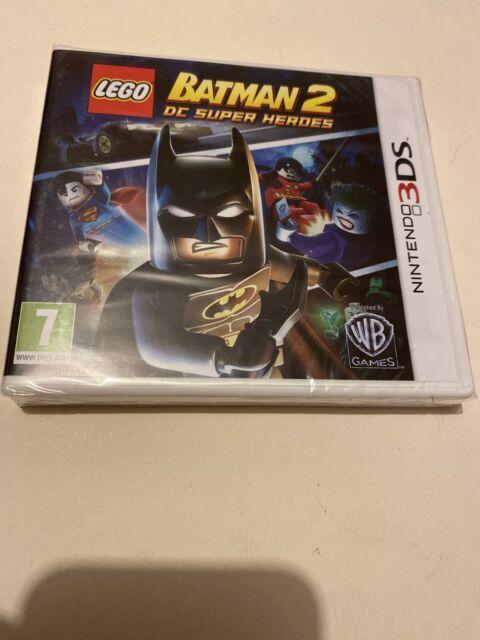 😍 soldes été 2020 jeu nintendo 3ds 2ds blister lego batman 2 dc super heroes