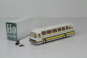 Mercedes-Benz O302-13Rüh Bus Feld Reisen Lummerschied H0 Classic 1:87 ST