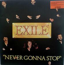 "7"" 1978 UK-PRESS RARE ! EXILE : Never Gonna Stop /VG++"
