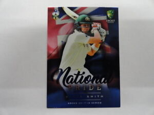 2017 TAP N PLAY NATIONAL PRIDE NP-01 STEVE SMITH