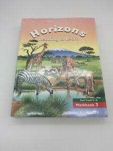 Horizons-Reading-To-Learn-Fast-Track-C-D-Workbook-3-Pack-of-5-Workbooks