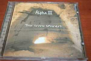 ALPHA III The seven spheres !!! ROCK SYMPHONY VERY RARE PROG FROM BRASIL - Poznan, Polska - ALPHA III The seven spheres !!! ROCK SYMPHONY VERY RARE PROG FROM BRASIL - Poznan, Polska