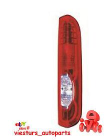 REAR BACK TAIL LIGHT RIGHT side RENAULT TRAFIC VAUXHALL VIVARO PRIMASTAR 9//06