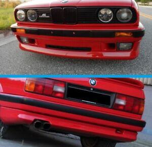 EURO FRONT REAR Spoiler BMW E ACschnitzer BODY KIT Alpina - Ac schnitzer spoiler