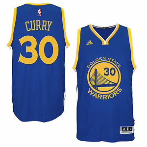 buy online 03314 c8503 Details about New Stephen Curry Golden State Warriors Authentic Men's NBA  Away Jersey