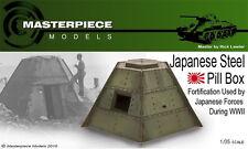 Japanese Steel Pill box 1/35