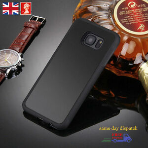 super popular f6cb9 8b9d9 Details about Anti Gravity ☆ Goat Suction Stick Selfie Cover Case Samsung  Galaxy s5 6 7 8 Plus