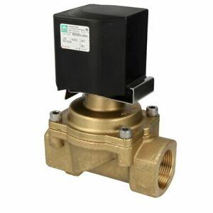 Vanne-magnetique-Buschjost-8254503-9404-2304-G11-4-23-0-m-h-0-10-bar-110-C