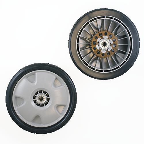 Honda 42710-VE2-M02ZE Rear Wheel Assembly for sale online | eBay