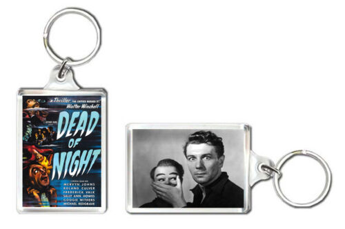 DEAD OF NIGHT 1945 KEYRING LLAVERO