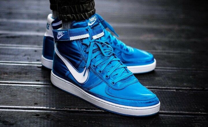 Nike Vandal High Supreme bluee Orbit Size 9.5