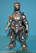 "Bandai TOHO Movie Monster Series Vinyl Figure: 6"" Mecha Godzilla 2004 *RARE*"