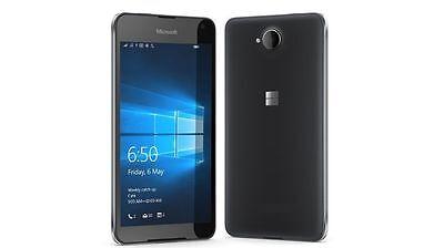 Microsoft Lumia 650 16GB SINGLE SIM 4G LTE Unlocked Smartphone _ Black UK