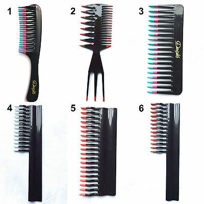 Romantisch Dimples Hair Combs