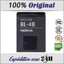 ★★Batterie Haute Qualité★★ Nokia 2630 2760 6111 7370 7373 7500 N76 5000 - BL-4B