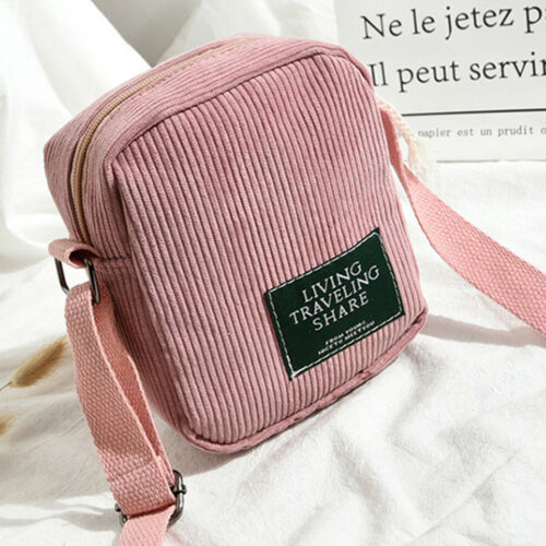 US Fashion Women Vintage Handbag Small Mini Messenger Shoulder Bag Purse Travel