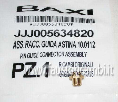 JJJ005634820 CALDAIA BAXI OCEAN RACCORDO GUIDA ASTINA 10.0112 ART