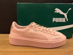 Détails sur Puma Basket Platform Euphoria 366814 03 N.38 Neuf 100% Original