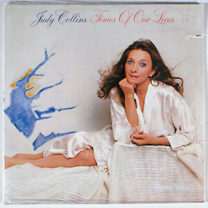 Judy-Collins-Times-of-Our-Lives-1982-SEALED-Vinyl-LP