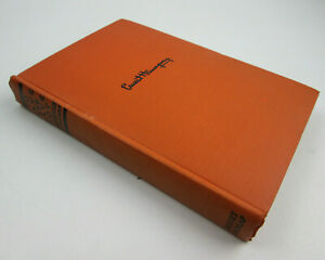 To-Have-and-Have-Not-by-Ernest-Hemingway-HC-Grosset-amp-Dunlap-WWII-Era-Reprint