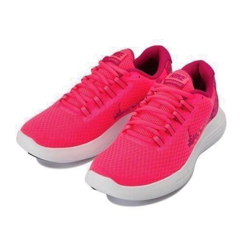 Womens Nike Lunarconverge PREMIUM 898483-600 Racer Pink Size 10 (27cm)