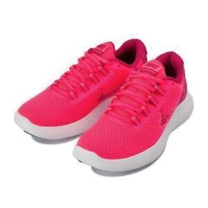 Womens Nike Lunarconverge PREM 898483-600 Racer Pink Brand New Size 5y