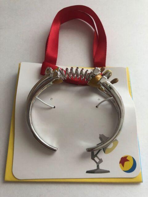 Disney Parks Collection Jewelry Toy Story Slinky Dog Cuff Bracelet New With Bag