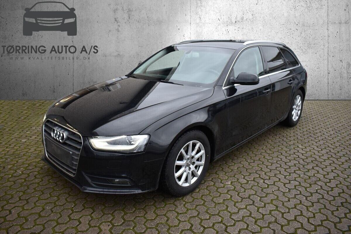 Audi A4 2,0 TDi 136 Avant 5d
