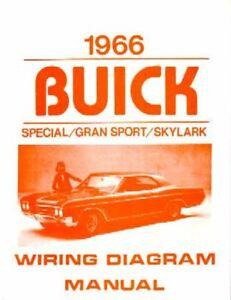 OEM Repair Maintenance Wiring Schematics Bound Buick Gran ...