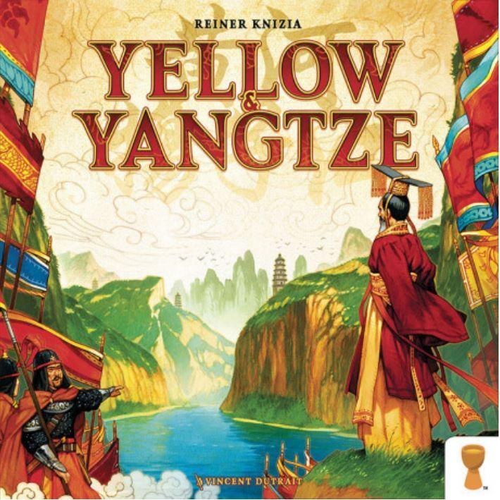 Gelb und jangtse - strategie - spiel