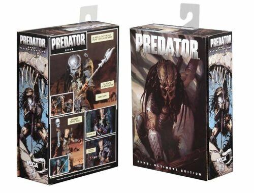 "NECA 7/"" Scale Ultimate Ahab Predator"