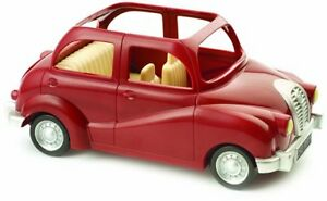 NEW-Sylvanian-Families-Red-Family-Saloon-Car-4611