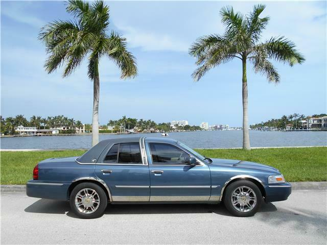 2007 Mercury Grand Marquis GS LIMITED E&G ONLY 30K MILES CLEAN NON SMOKER