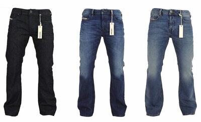 *BNWT* DIESEL Zatiny Men/'s Regular Bootcut Jeans Size W28L34 Rrp £100