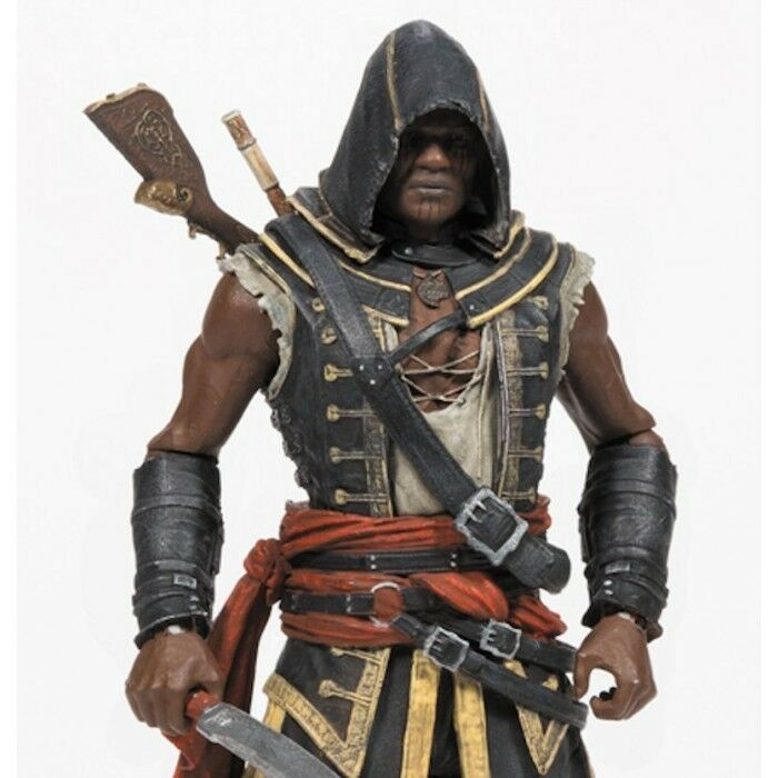 McFarlane ASSASSIN'S CREED Series 2 ASSASSIN ADÉWALÉ NEW IN BLISTER