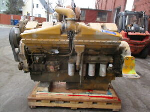 Cummins-KTA38-835HP-GOOD-USED-TAKE-OUT-DIESEL-ENGINE-FOR-SALE