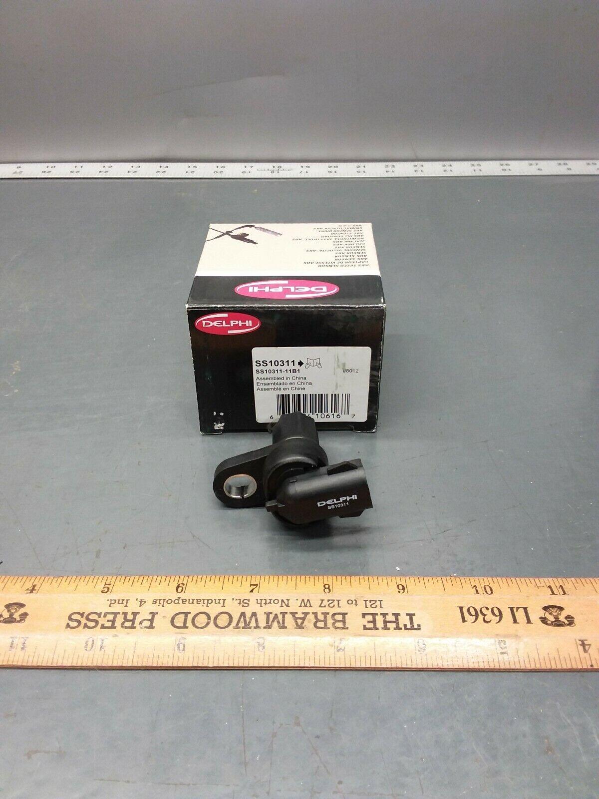 Delphi SS10311 Rear Wheel ABS Brake Sensor