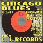 Various Artists - Chicago Blues from C.J. Records, Vol. 1 (1996)